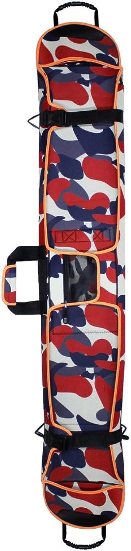 MagiDeal Snowboard Cover Waterproof Ski Bag Snowboarding Carry Case