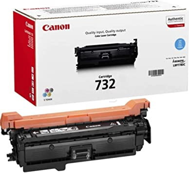 Canon Toner Cartridge 732 Bk Schwarz Standard Bürobedarf Schreibwaren