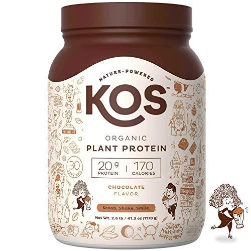 KOS Plant Protein Powder (Organic)