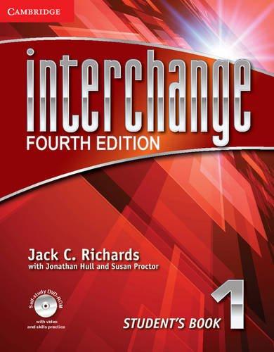 Interchange 1 - Student´s Book With Online Workbook - 04 Edition