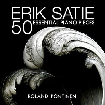 Erik Satie: 50 Essential Piano Pieces