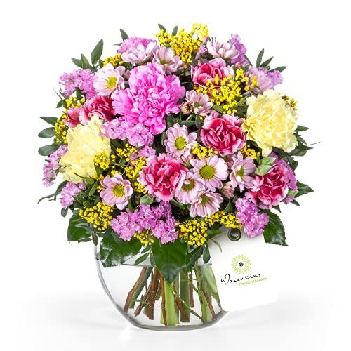 Valentins -Blumenstrauß Flair |...