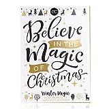 "accentra Wellness-Adventskalender ""Believe in the Magic"" 2020"