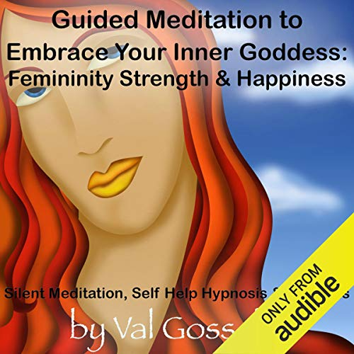 Guided Meditation to Embrace Your Inner Goddess cover art