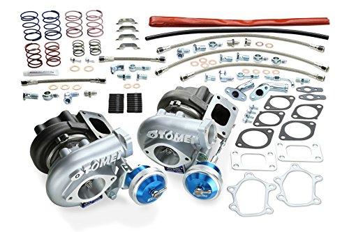 Tomei ARMS MX7655 Turbo Kit For Nissan GT-R RB26DETT BNR32 BCNR33 BNR34 580hp