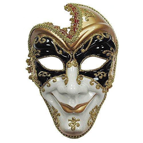 One Size Full Face Man Mask. m/áscara//careta Eye Masks - Male