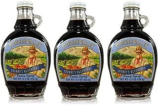 Pioneer Valley Gourmet Sherri's Blueberry Fancy Syrup 11.5 oz. - 3 pack