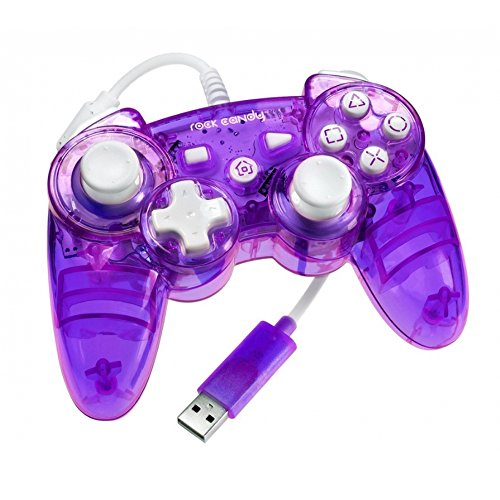 PDP PDP PL6460 Rock Candy Wired Controller for Playstation(R) 3