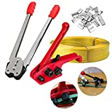 Heavy Duty Manual 4 in 1 PET/PP Manual Strapping...