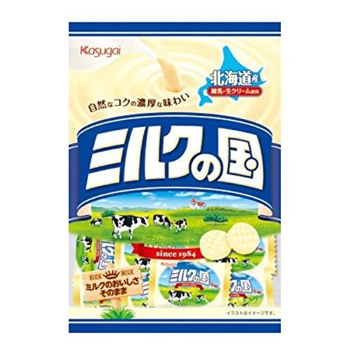 春日井製菓 ミルクの国 125g×1袋