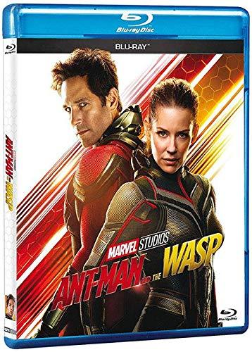Ant-Man and the Wasp [Blu-ray] Region Free + Digital Copy