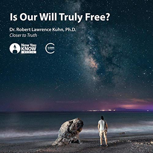 Is Our Will Truly Free?  By  cover art