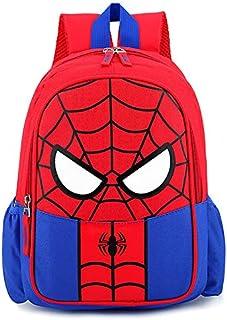 Mochila Spiderman Mochilas Infantiles Bolsa Escuela Mochila para Niños de Libro de Jardín de Infantes Ajustables Mochila d...