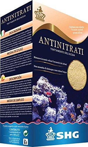 SHG Resina antinitrati per acquario 300GR