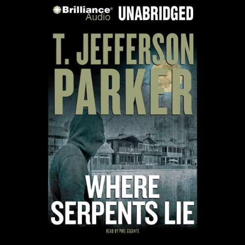 Where Serpents Lie  audiobook cover art