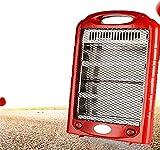 Eléctrico portáti de Aire Personal calefactor Mini calentador eléctrico portátil de la estufa de invierno de la estufa de invierno máquina calentador de cuarzo radiante calentador eléctrico for la ofi