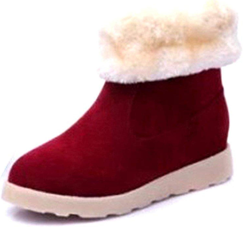 DEED damen 'S Stiefel Erhöhte Freizeitschuhe Stiefel Tube  | Flagship-Store  | Qualität und Quantität garantiert  | Mangelware