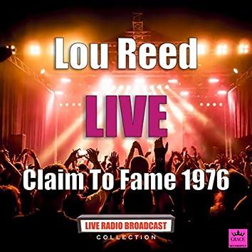 Claim To Fame 1976 (Live)