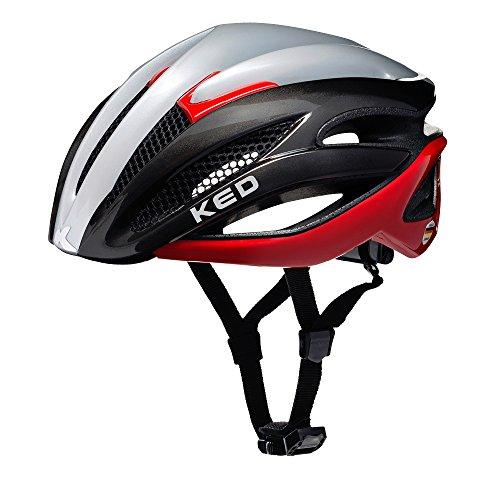 KED Wayron Helmet Red Pearl Kopfumfang 55-59 cm 2017 mountainbike helm downhill