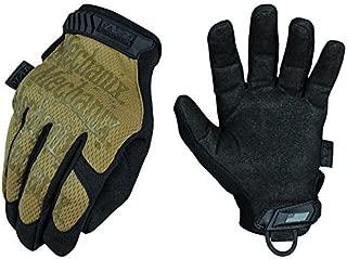 Mechanix Wear MG-F72-011 TAA Compliant Original Series Work Glove, X-Large, Coyote Brown