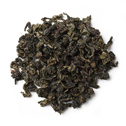 Aromas de Té - Té Oolong Milky Oolong Cremoso y Suave Sabor y Aroma a Leche Semi-fermentado con vapor de leche, 75 gr
