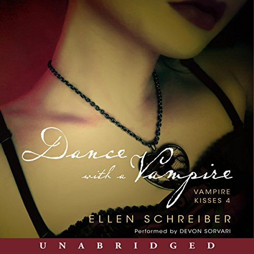 Dance with a Vampire audiobook cover art