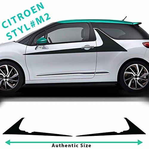 Cubierta del coche se adapta a Citroen Ds3 Calidad Premium-Protección Uv