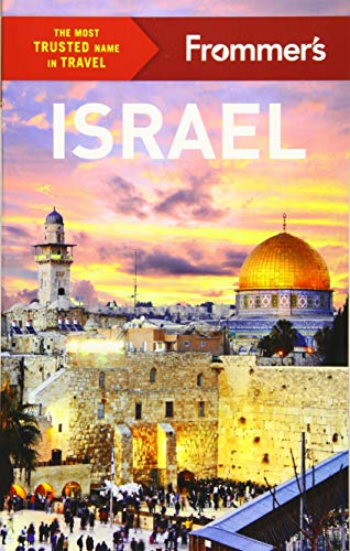 Price comparison product image Frommer's Israel (Complete Guide)
