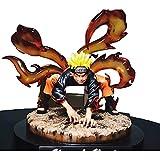Figura De Anime, Figura De AccióN De Naruto Uzumaki Naruto, Modelo De Personaje De Juguete De PVC, 20CM