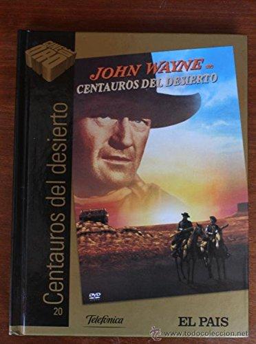 CENTAUROS DEL DESIERTO DVD LIBRO The Searchers