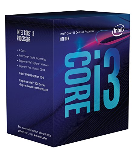 Intel Core i3-8300 3.7GHz Boxed