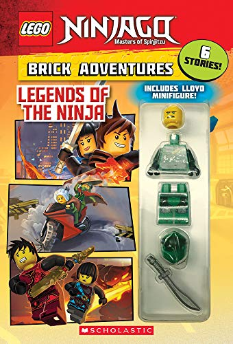 LEGO Ninjago: Legends of the Ninja (LEGO Ninjago - Masters of Spinjitzu)