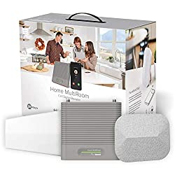 small weBoost Home MultiRoom (470144) Mobile Phone Signal Amplification Kit   Up to 5,000 sq ft   US….