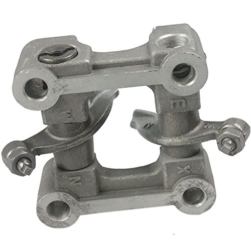 Wingsmoto Valve Rocker Arm Assembly Camshaft Seat 64mm GY6 50cc QMB139 Scooter