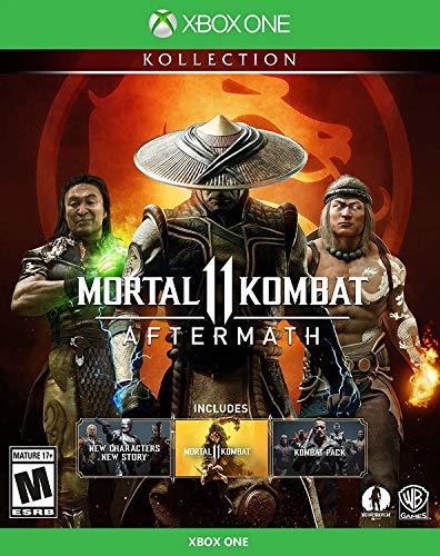 Mortal KOMBAT 11: Aftermath Kollection - Xbox One