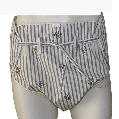 Incontinentie ondergoed, hoge bandenslip, super absorberend voor mannen en vrouwen,M