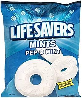 LifeSavers Mints Pep O Mint 6.25 oz. (Pack of 2)