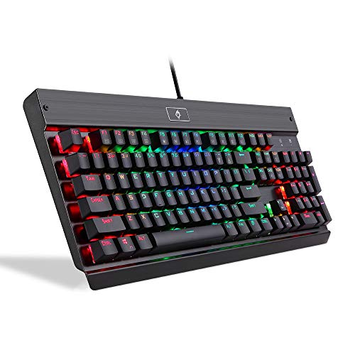 Eagletec KG010-RGB Mechanical Keyboard...