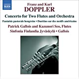 Doppler, F. / Doppler, K.: Music for Flutes and Orchestra