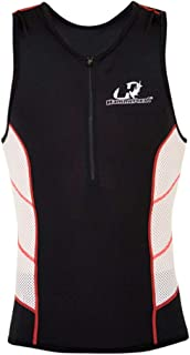 d4907c9791 Regata Masculina Triathlon Hammerhead Short Distance Preto-Branco GG