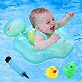 Best Float Babies - Baby Pool Float -Inflatable Swimming Pool Floats Ring Review