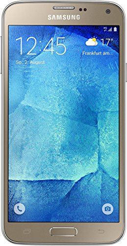 Samsung Galaxy S5 neo Smartphone (5,1 Zoll (12,9 cm) Touch-Display, 16 GB Speicher, Android 5.1) gold