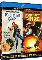 Fort Yuma Gold (aka For a Few Extra Dollars) / Damned Hot Day of Fire (aka Gatling Gun) [Blu-ray] [Import]