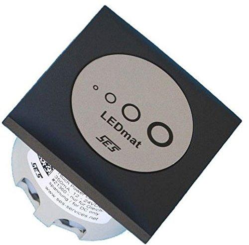 Berker Touch & Slide LED Dimmer anthrazit Integro lose