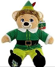 Build A Bear Buddy the Elf 16 inch Stuffed Plush Toy Teddy Set