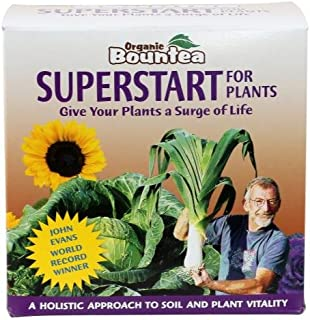 Organic Bountea SuperStart 5 lb (12/Cs)