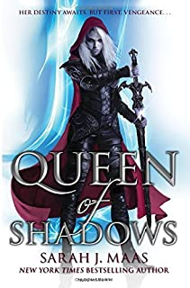 Queen of Shadows by MAAS SARAH J.(1905-07-04)