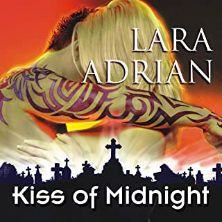 Kiss of Midnight     The Midnight Breed, Book 1              By:                                                                                                                                 Lara Adrian                               Narrated by:                                                                                                                                 Hillary Huber                      Length: 11 hrs and 27 mins     2,283 ratings     Overall 4.1