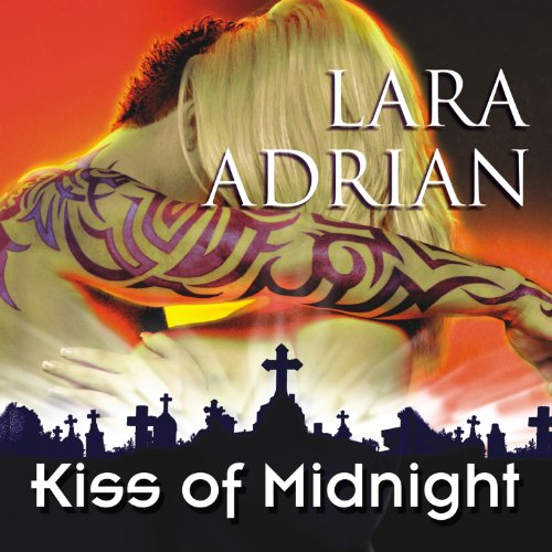 Kiss of Midnight audiobook cover art