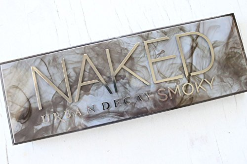 Palette de fard à paupières Urban Decay Naked Smokey - 12couleurs